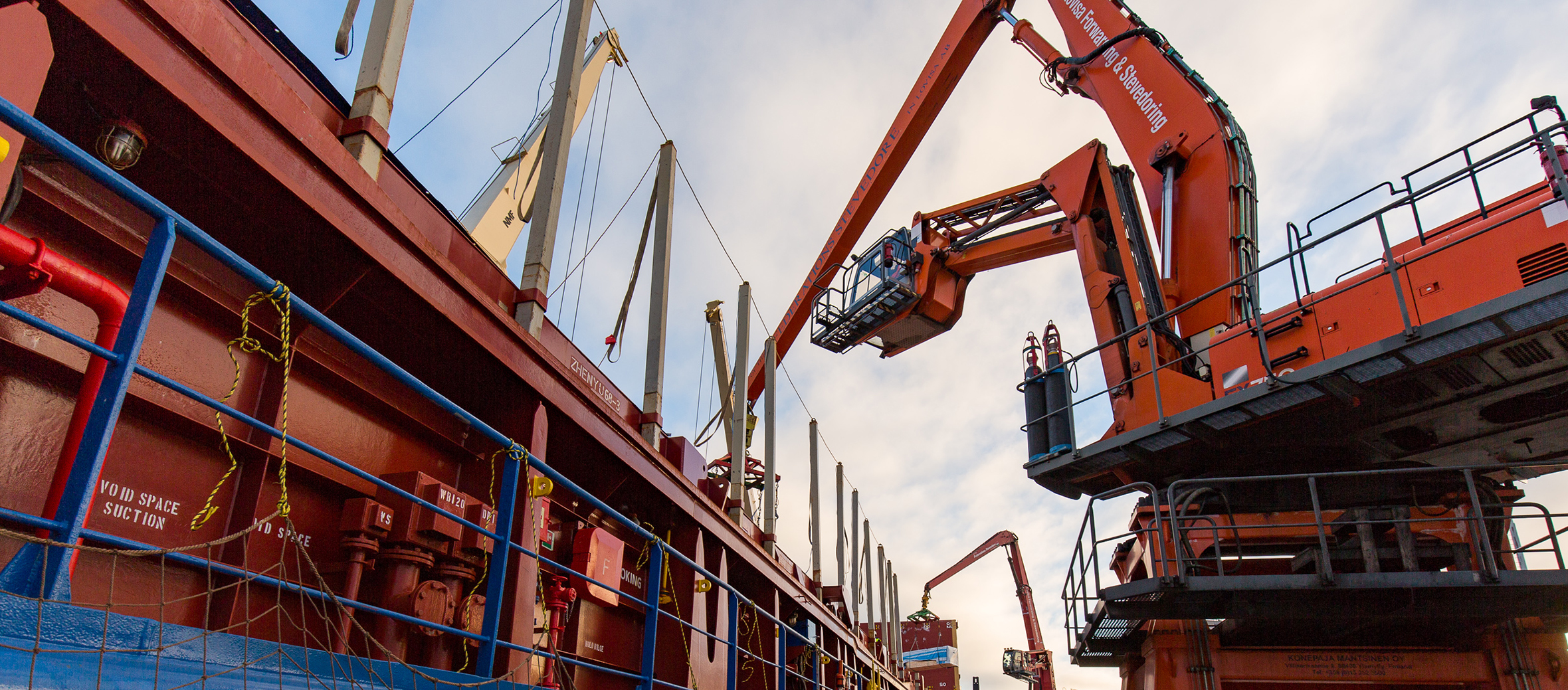 Grain export increasing – Suomen Viljava Oy to expand its storage facility in the Port of ...