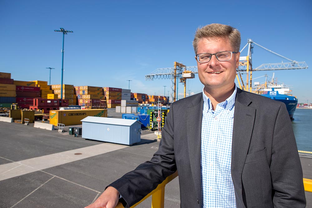 Kari-Pekka Laaksonen - Containerships
