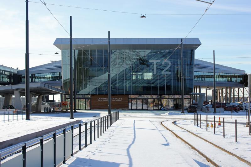 Helsingin Sataman Lansiterminaali 2 Avautuu Maanantaina 27 2