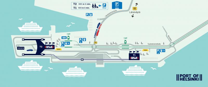 Helsingin Pysäköintikartta