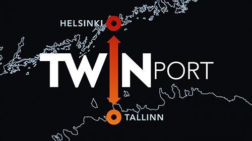 Twin Port Port Of Helsinki