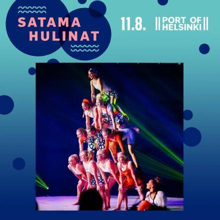 Circus Helsinki Satamahulinoissa