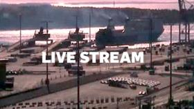 Vuosaari Harbour Livestream
