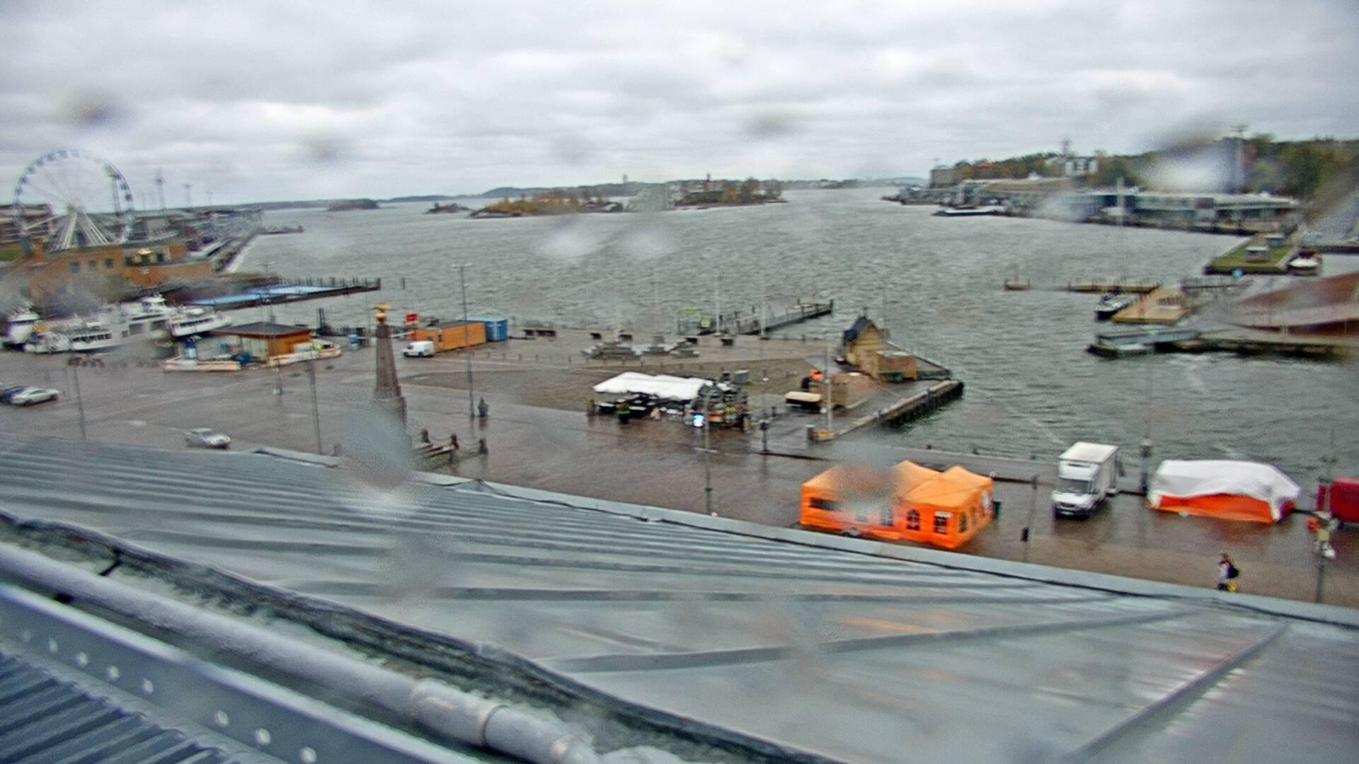Webcam: Il Porto di Helsinki, Finlandia